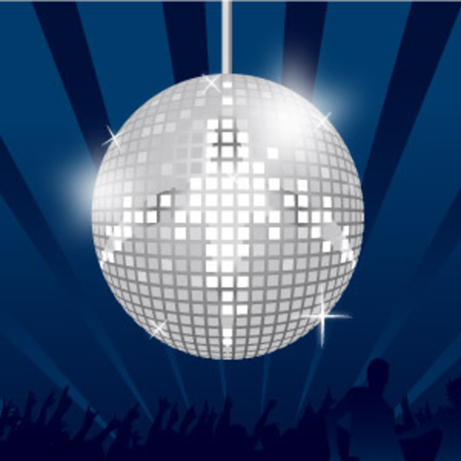 Mirror Ball Discotheque