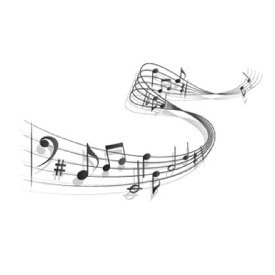 Free Music Notes Vector