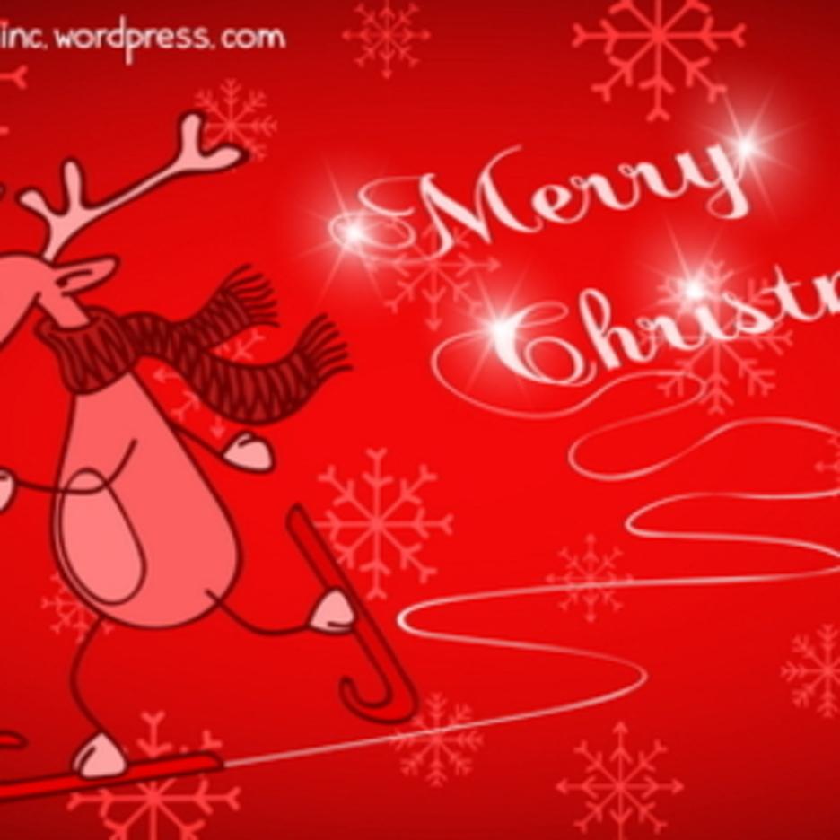Christmas Greeting Card 10