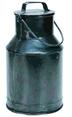 Vector Of Old Metal Cups