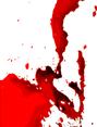 Vector Blood Drops