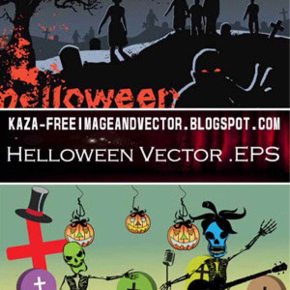 Helloween Free Vector