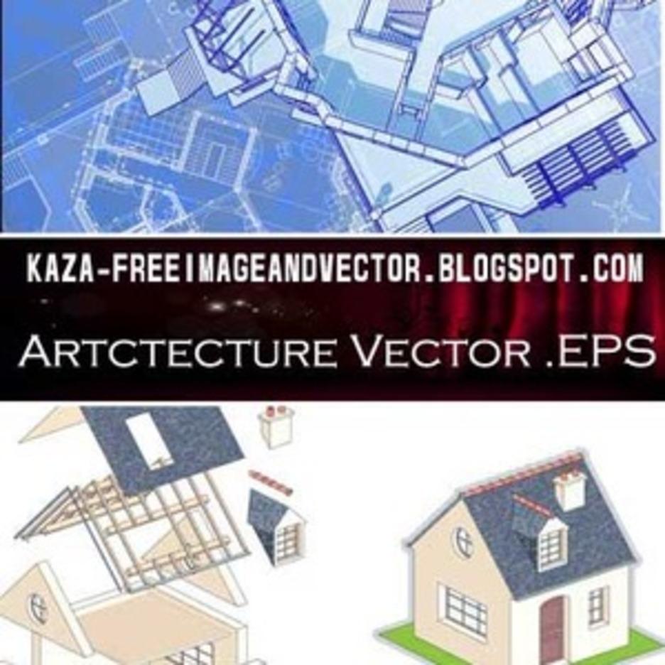 Artctecture Free Vector