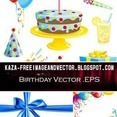 Birthday Free Vector