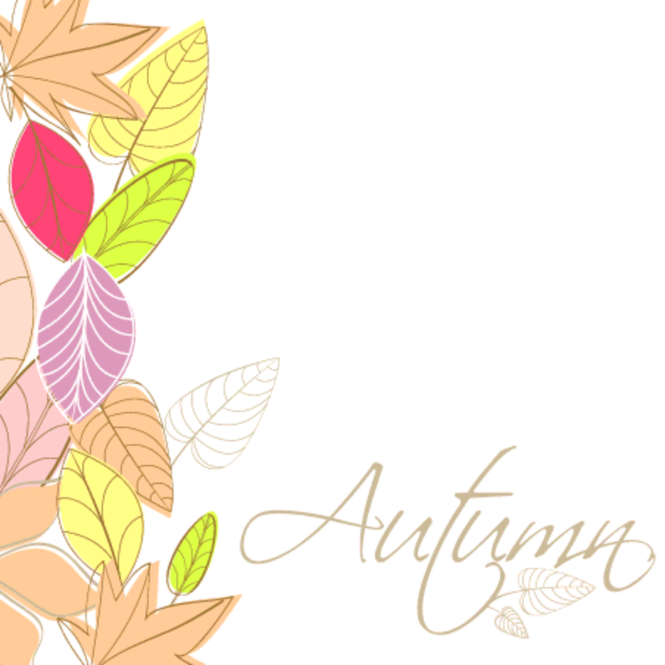 Autumn BackgroundTemplate
