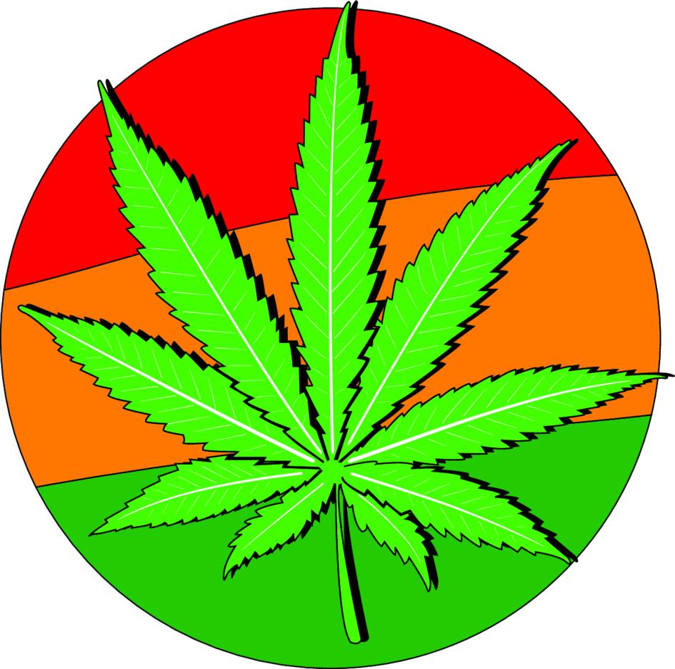 Marijuana Leafs Vector