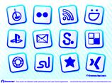 Free Social Icon Vectors