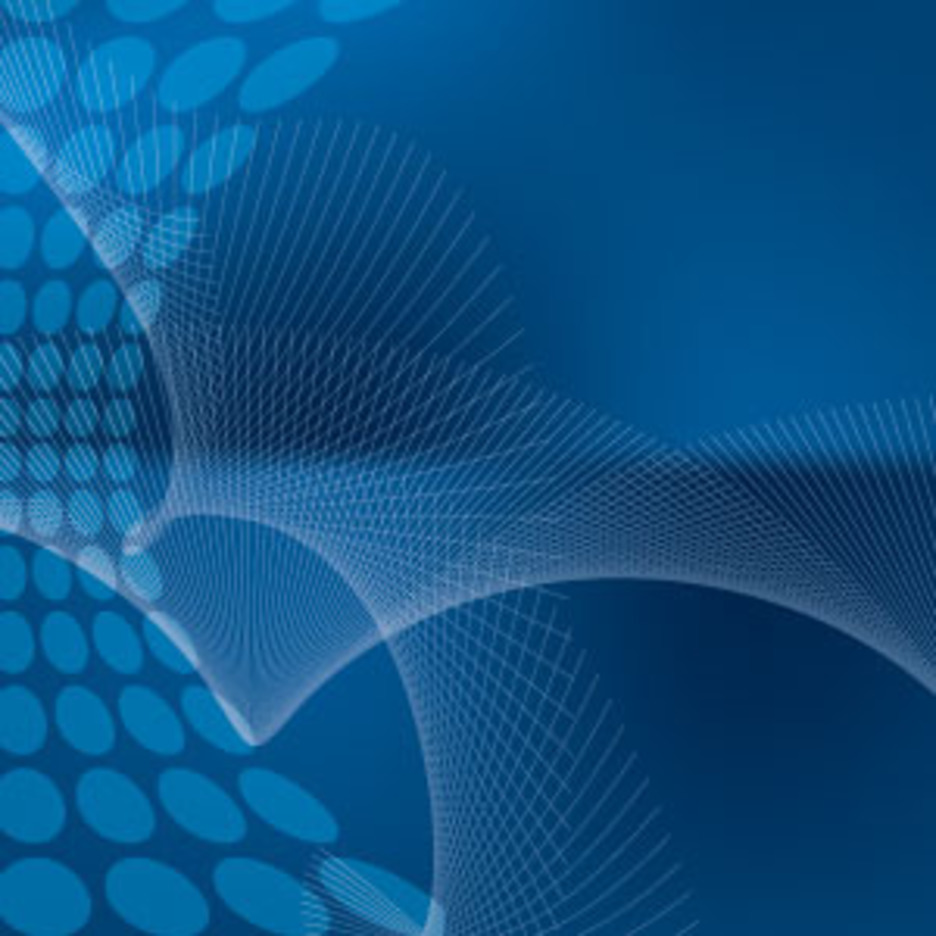 Blue Abstract Background VP