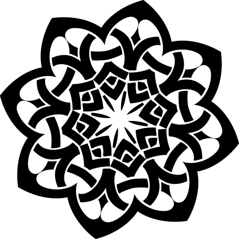 Celt Knot Tribal Vector