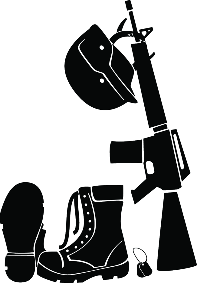 Soldier Gear Vector