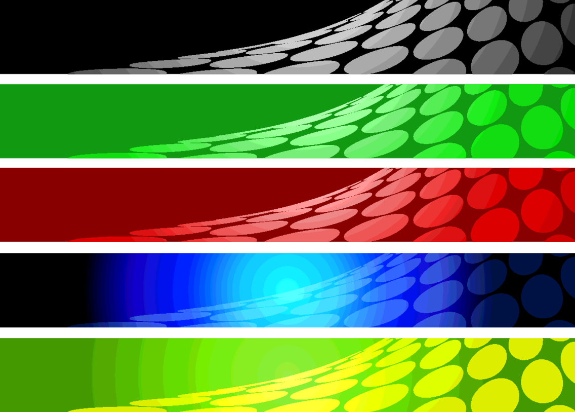 468 X 60 Px Banner Backgrounds