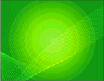 Green Abstract Gradient Background