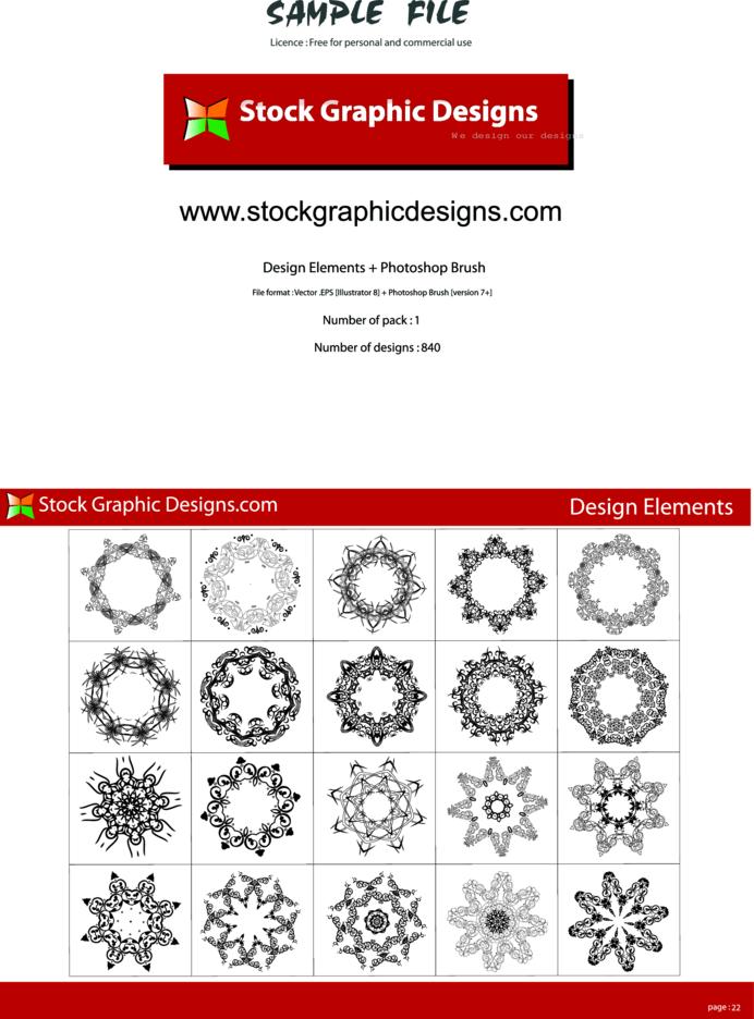 Free Vector Graphics Design Elements