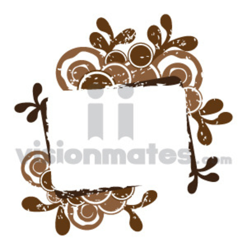 Brown Grunge Banner