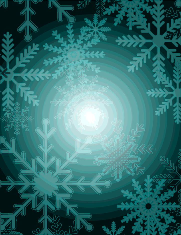 Xmas Vector Background