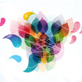 Abstract Colored Art Free Background