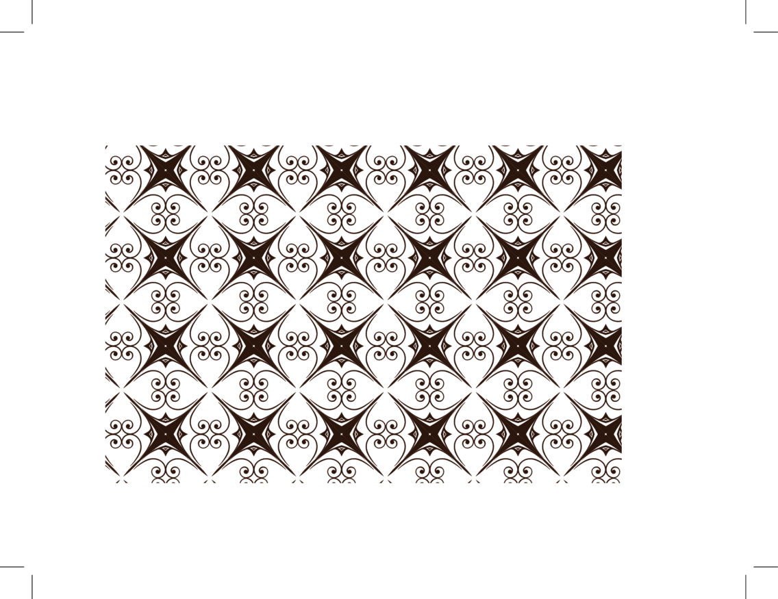 Abstract Decorative Seamless Vector Patterns