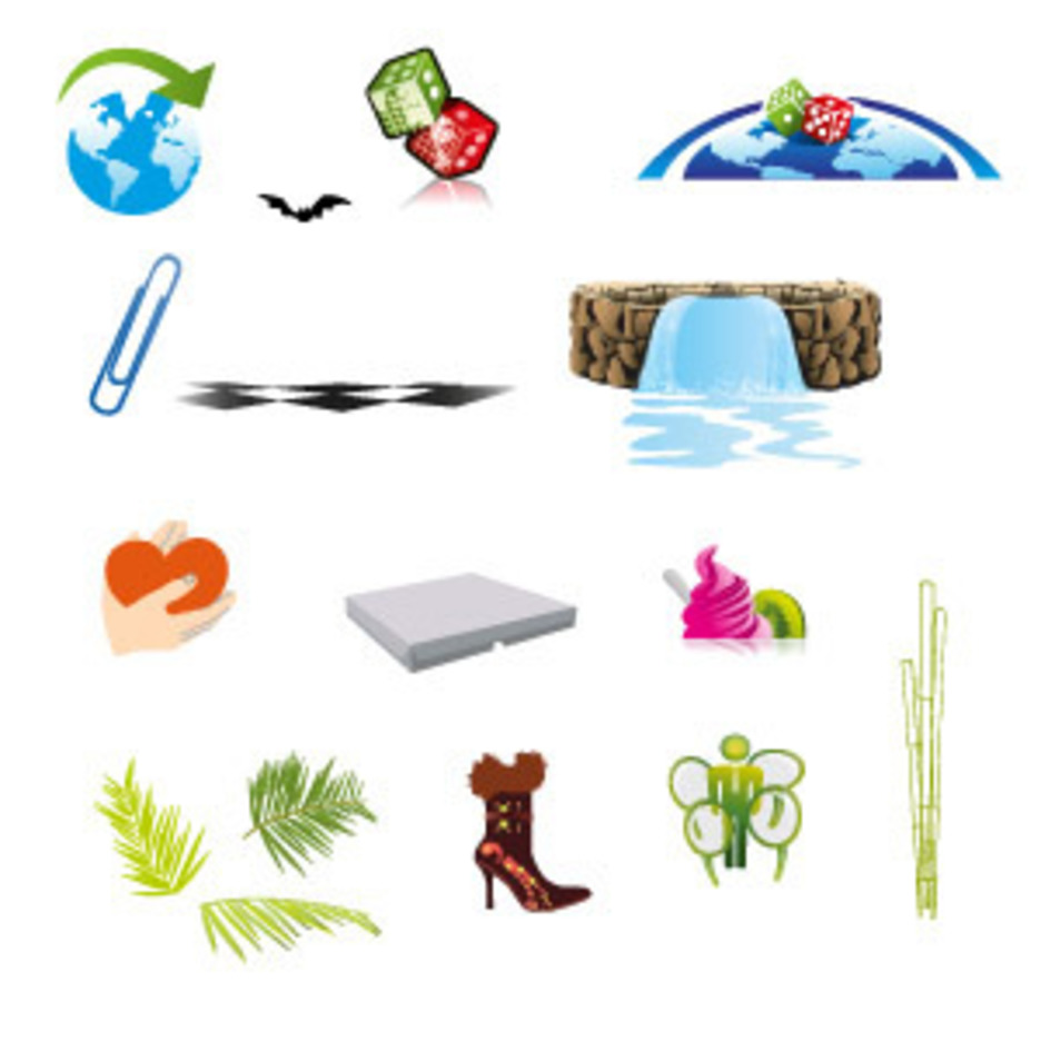 Various Vector Elements