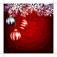 Christmas Abstract Background Design