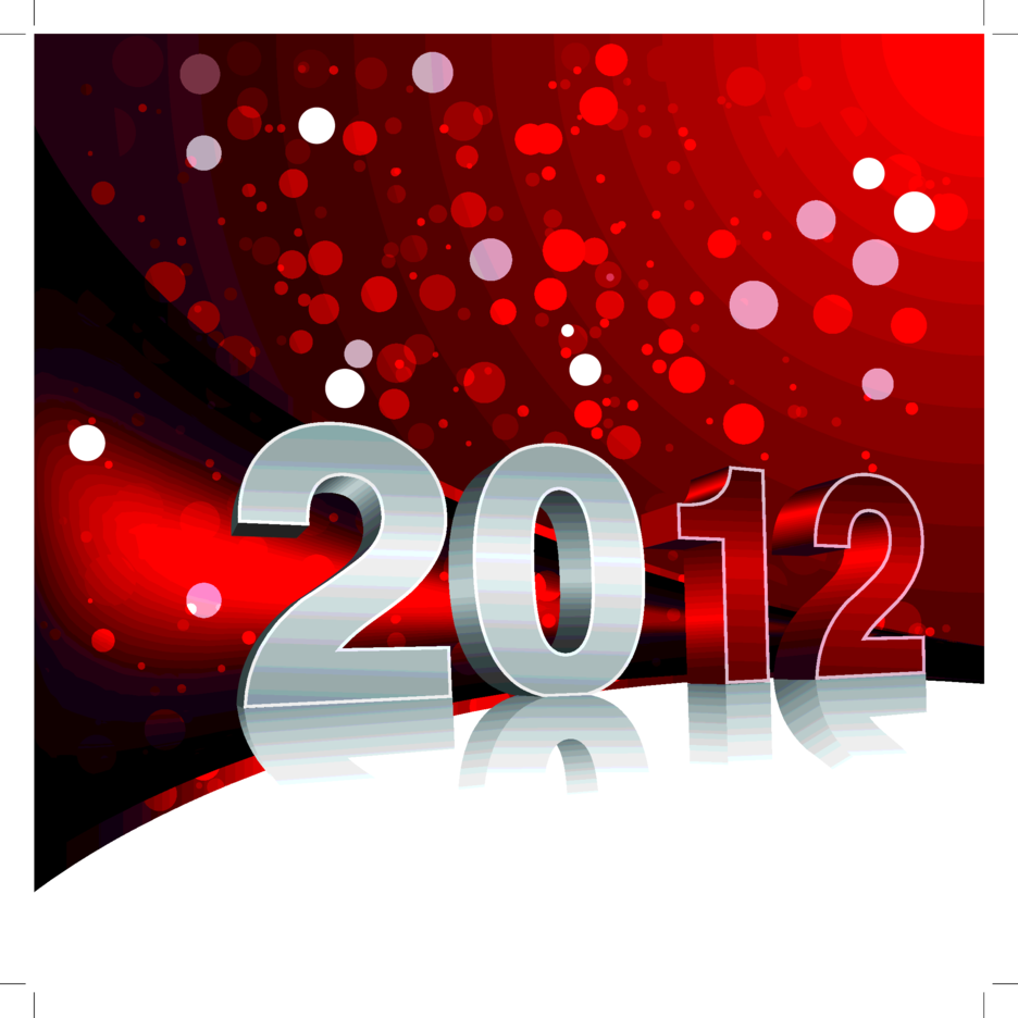 Vector New Year Design
