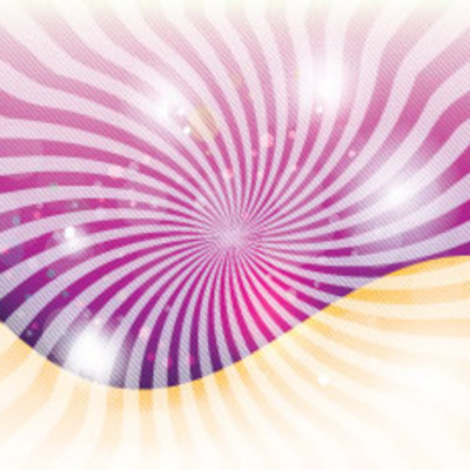Moudja Abstract Lined Vector Graphic