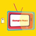 TV Business Card