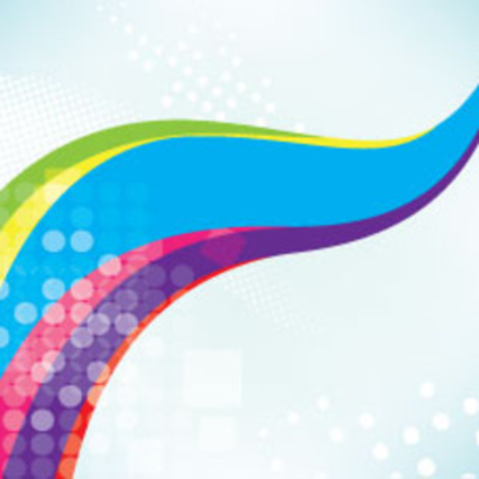 Colored Transprent Vector Background Free Art