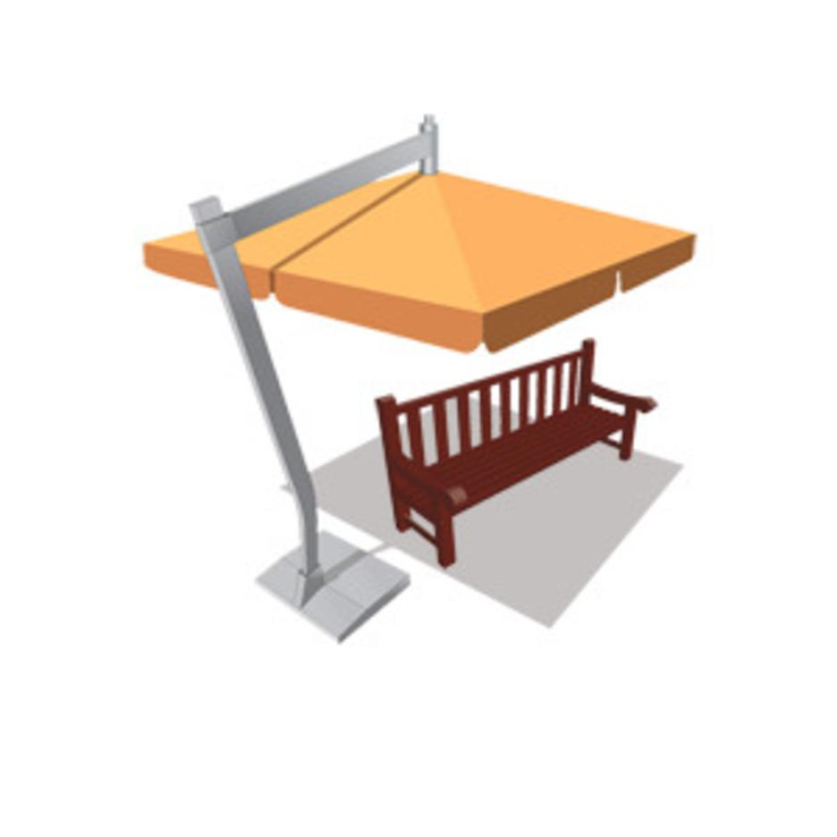 Street Furniture-Free Vector Pack
