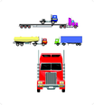 TRUKS & TRAILERS Free VECTOR GRAPHICS