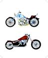 Free Harley Davidson Bikes Vector Format