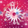 Big Pointed Stars Free Vector Design