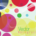 Cool Bokeh Abstract Free Vector