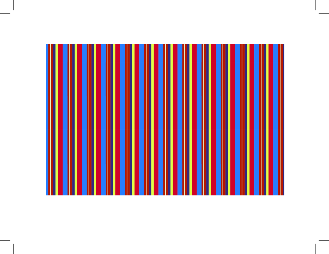 Colourful Stripes Seamless Vector Pattern