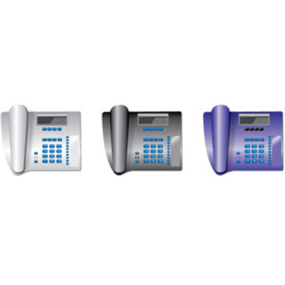 TelePhone Free Vectors