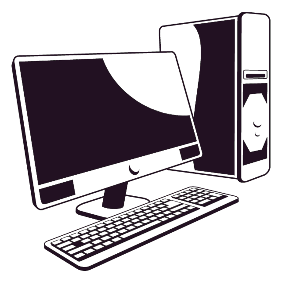 B&W Computer