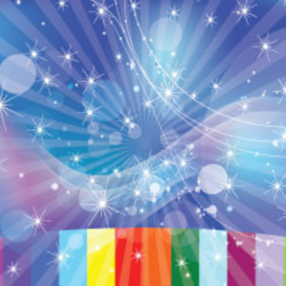 Dream Stars Transparent Free Vector