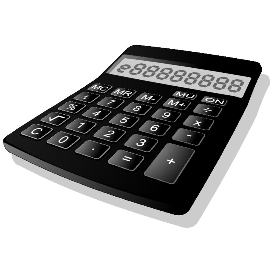 Basic Calculator In 3D