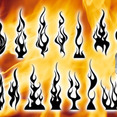 14 Flames For Logo Design