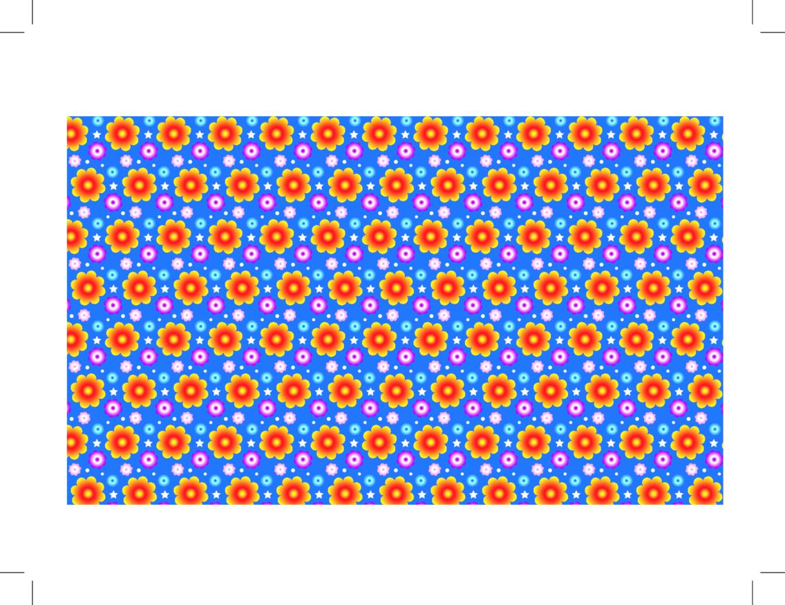 Vibrant Summer Seamless Vector Pattern