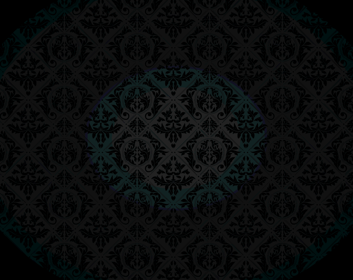 Black Retro Pattern Background