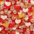 Valentines Defocus Background