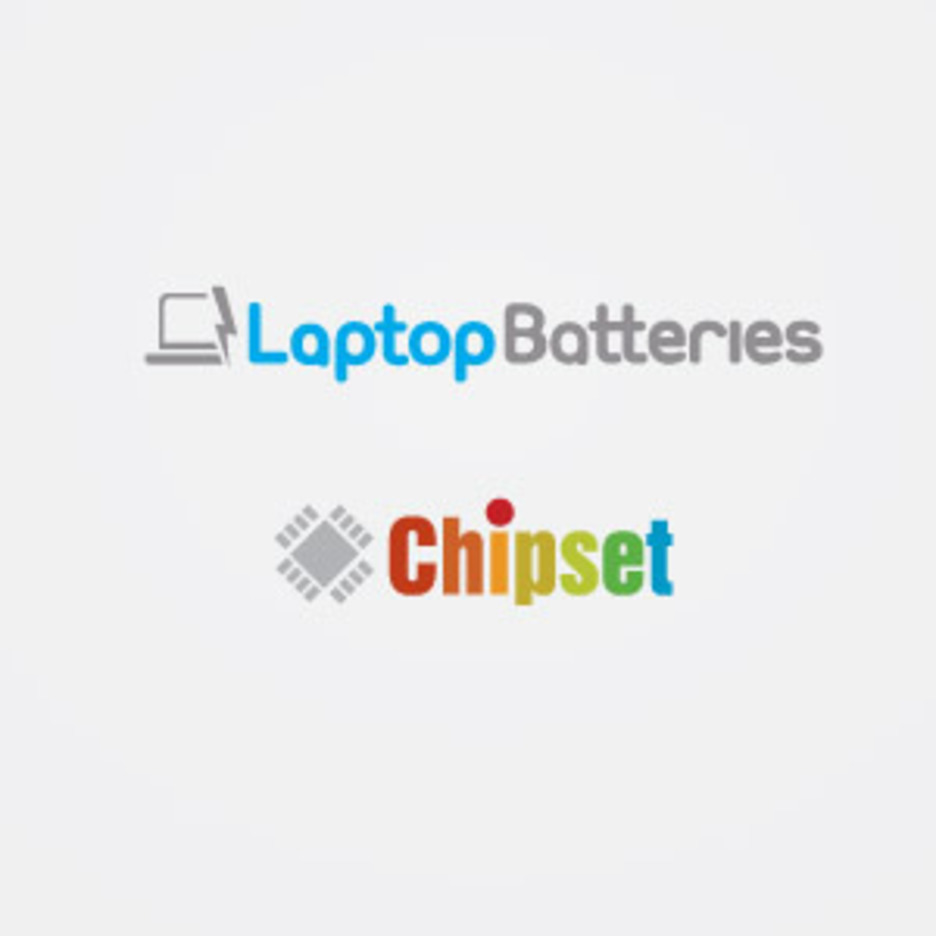 Laptop Batteries And Chipset Logo