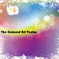 Grunge Transprent Colored Art Vector