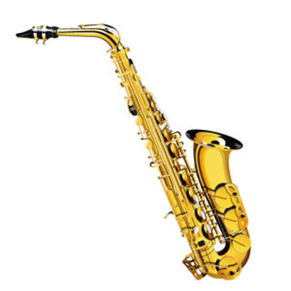 Free Saxophone Vector