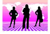 Three Businesswomen