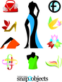 Free Vector Fashion Logo Templates
