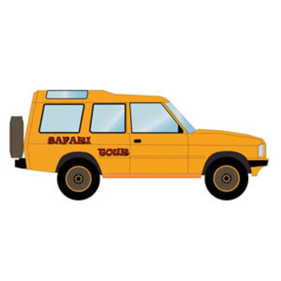 Safari Off Road Car