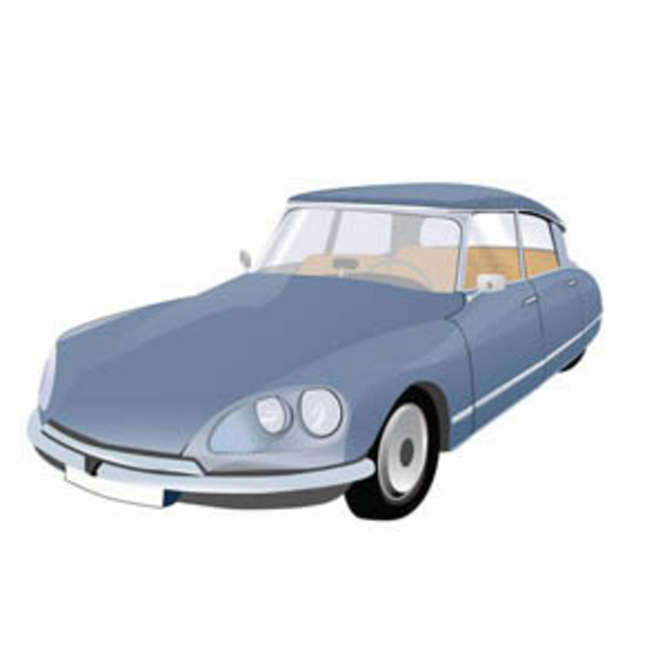 Iconic French Car -Citroen DS