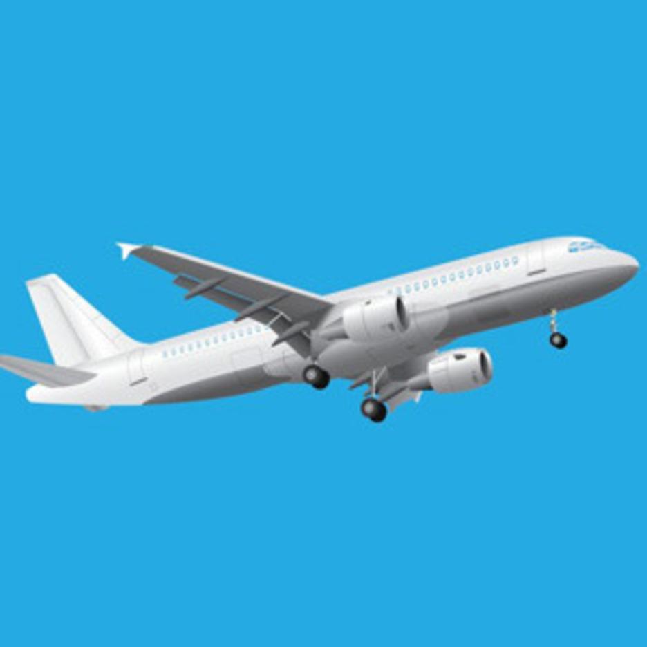 Vector Passenger Plane