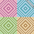 4 Seamless Vector Patterns